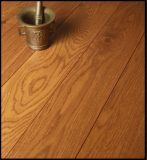 Deska dąb Country - gładka S19 - wiśnia